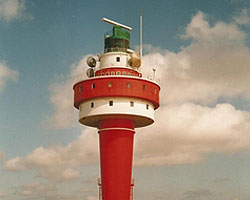 Leuchtturm / Radar Alte Weser