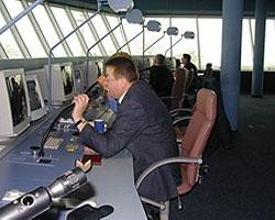 Radarberatung (hier: VKZ Brunsbüttel)